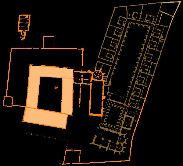 La Chartreuse de 1353 à 1372