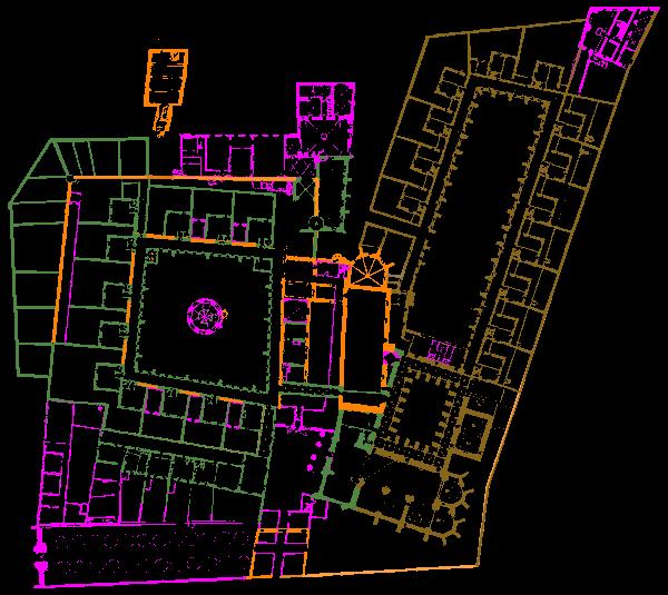 La Chartreuse de 1649 à 1973