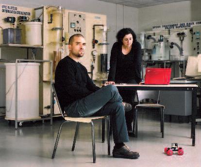 Sandra et Gaspard Bébié-Valérian © Mylène Blanc