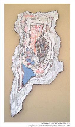 Fragment cartographié GF N1 © Xavier Spatafora