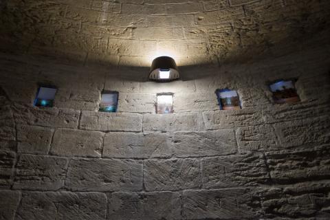 Fort Saint André-La Résilience des lieux Éléna Salah © Alex Nollet-La Chartreuse