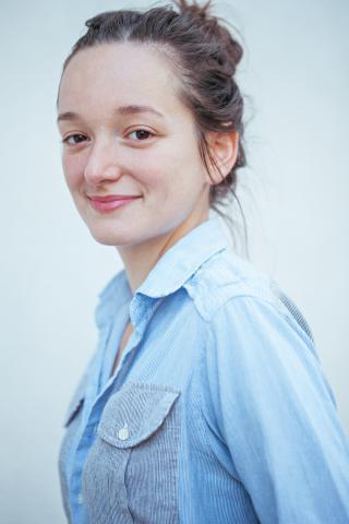 Natacha Steck © Natacha Lamblin