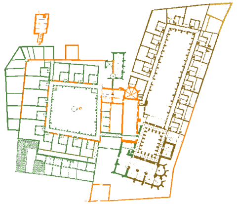 La Chartreuse de 1372 à 1649
