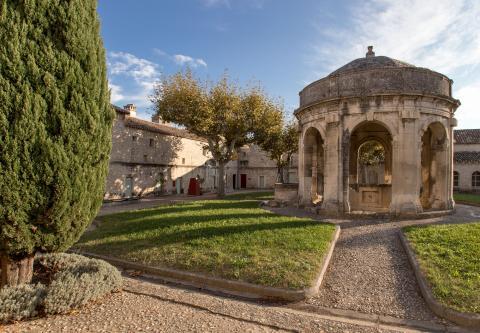 Le cloître St Jean