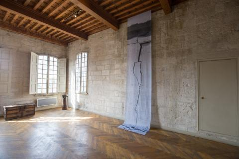 Musée Pierre-de-Luxembourg-La Résilience des lieux Éléna Salah © Alex Nollet-La Chartreuse