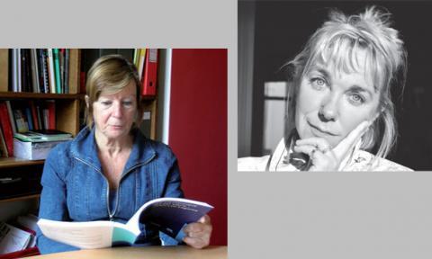 Françoise du Chaxel © DR et Lise Martin © Boris Carreté