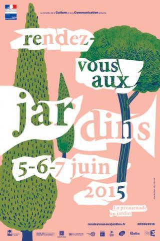 Rendez-vous aux Jardins 2015