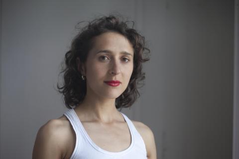 Sarah Seignobosc ©Ghislain Mirat