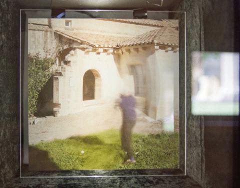 Exposition Solitude - Passe-plat - Photo Alex Nollet / La Chartreuse