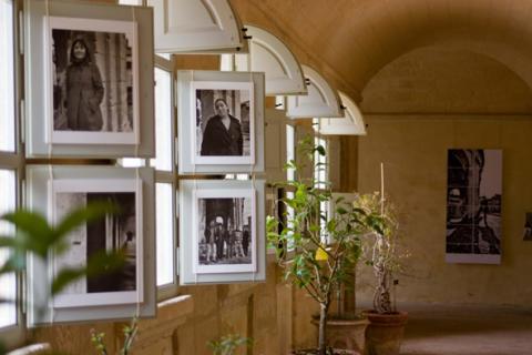Exposition Dominique Testud - Photo © Alex Nollet - La Chartreuse