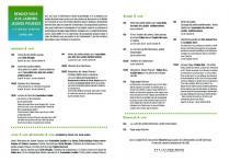 Le programme des Rendez-vous aux jardins / Jeunes pousses