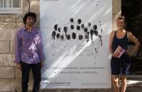 Omar Youssef Souleimane et Dorothée Clauss © Alex Nollet - La Chartreuse