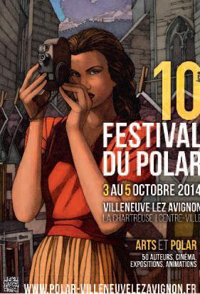 Festival du polar 2014