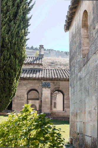 chapelle du cloître - photo Alex Nollet