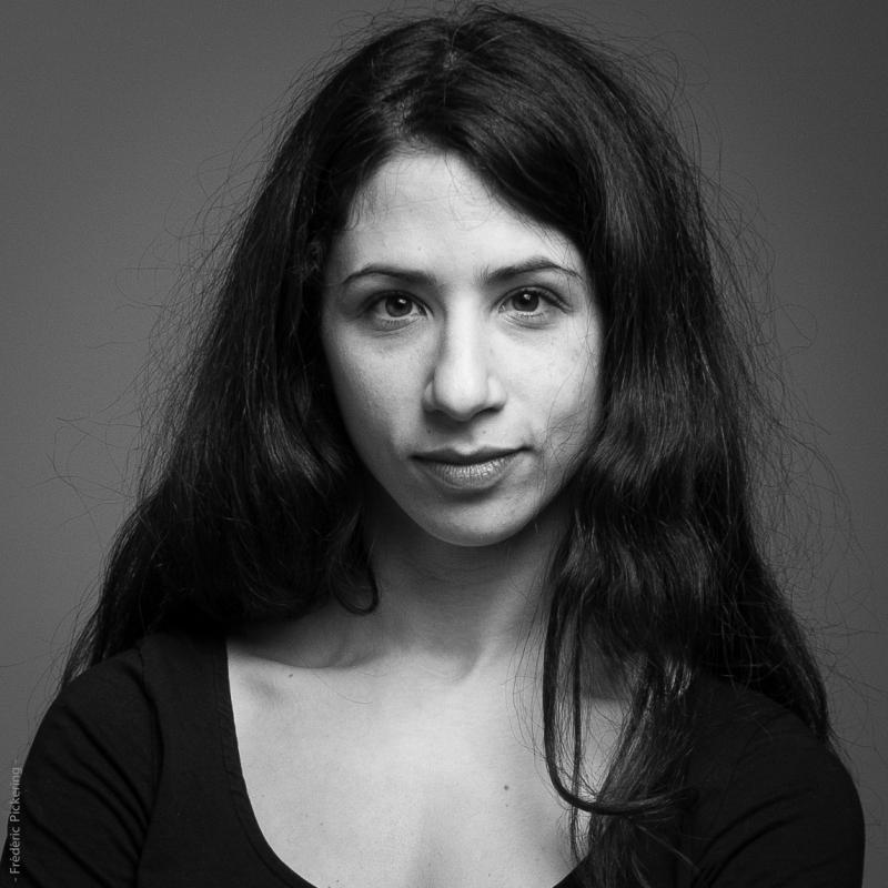 Milena Csergo © Frédéric Pickering