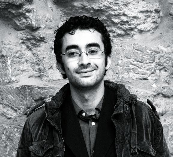 Omar Youssef Souleimane © Alex Nollet/La Chartreuse