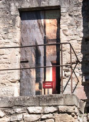 Exposition Solitudes - Eglise2 - Photo Alex Nollet / La Chartreuse
