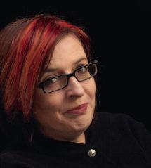Alison Croggon © Daniel Keene