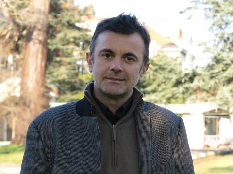 Frédéric Ferrer © Claire Gras