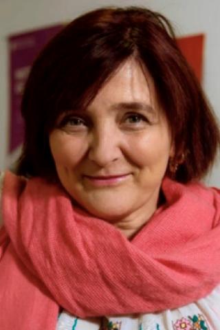 Cécile Backès © Thomas Faverjon