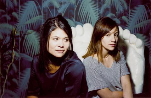 Hélène François et Émilie Vandenameele © groupeacm