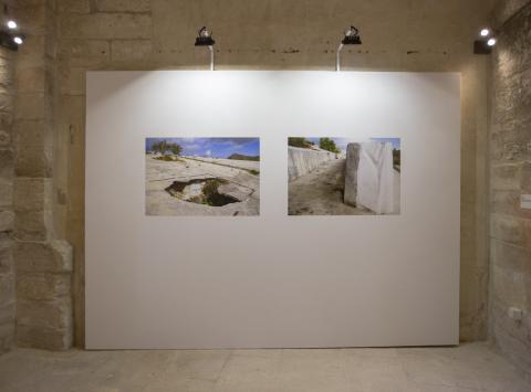 La Chartreuse-La Résilience des lieux Éléna Salah © Alex Nollet-La Chartreuse