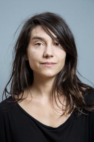 Pauline Castelli © Aline Paley