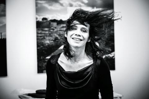 Sandrine Roche © Caroline Ablain