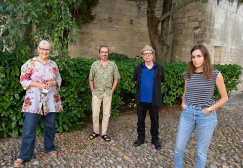 6e Studio Européen des écritures pour le théâtre © Alex/Nollet La Chartreuse