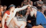 séminaire Banquets, peinture Le Banquet de Platon Giovanni Battista Gigola